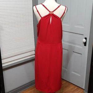 City Chic Dresses - City Chic NWT So Seductive Faux Wrap Dress